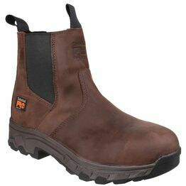 Timberland Pro Workstead Pull-On Safety Boots - Brown
