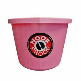 Mitchell 15L Hoof Proof Heavy Duty Bucket - Pink