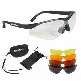 Bisley Radians Safety Glasses Kit (5 Lens Colours)
