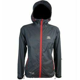 Highlander Stow & Go Packaway Jacket - Charcoal Grey