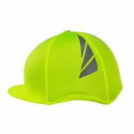HyViz Reflector Hat Cover - Fluorescent Yellow