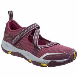 Cotswold Norton Hikers Shoe in Wine