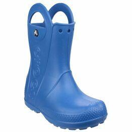 Crocs Handle It Kids Rain Boots - Blue