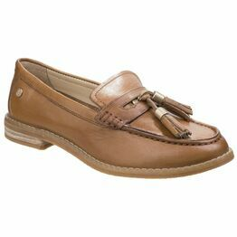 Hush Puppies Chardon Penny Loafer in Tan