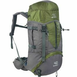 Highlander Summit 40 Rucksack - Green
