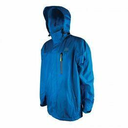 Highlander Arran Jacket - Blue