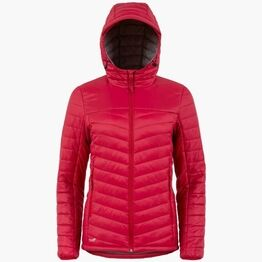 Highlander Lewis Insulated Womens Jacket - Maroon
