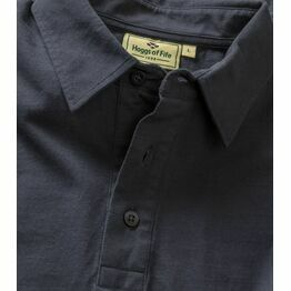 Hoggs Crail Short Sleeves Polo Shirt - Blue