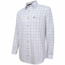 Hoggs Viscount Premier Tattersall Shirt
