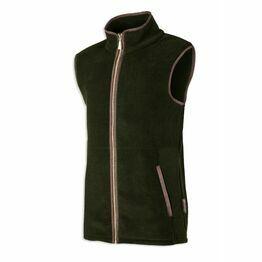 Baleno Women's Highfield Fleece Gilet - Khaki