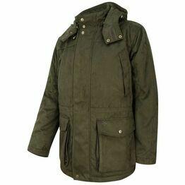 Hoggs Rannoch Waterproof Shooting Jacket - Brown