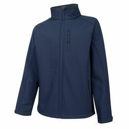 Hoggs Showerproof Magma Softshell Jacket - Navy