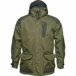Seeland Kraft Force Waterproof Jacket - Green
