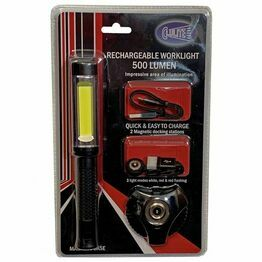 Clulite (WL-10) 500 Lumen Rechargeable Cob Led Work Light