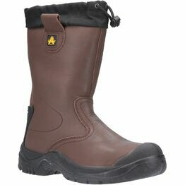 Amblers Safety FS245 Anti-static Pull On Safety Rigger Boot