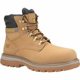 Caterpillar Fairbanks Lace Up Safety Boot in Honey Reset