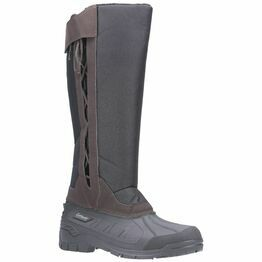 Cotswold Blockley Slip-On Boot in Brown