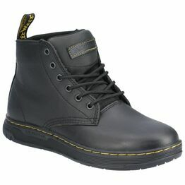 Dr. Martens Amwell Non-Slip Lace Up Safety Boots - Black