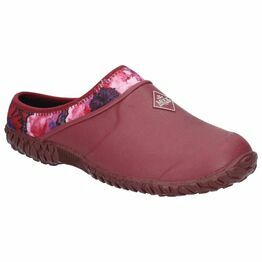 Muck Boots Muckster II RHS Clogs in Red
