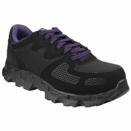 Timberland Powertrain Low Lace Up Safety Shoe in Black