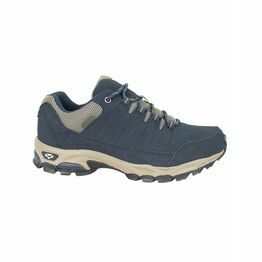 Hoggs of Fife Cairn II Waterproof Hiking Shoes in Navy