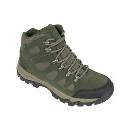 Hoggs of Fife Nevis Waterproof Hiking Boots in Green