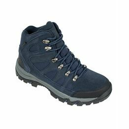 Hoggs of Fife Nevis Waterproof Hiking Boots in Navy