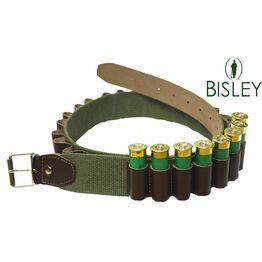 Bisley Cartridge Belt Leather on Webbing Loops