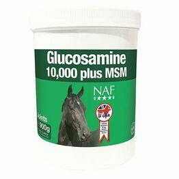 NAF Glucosamine 10000 Plus with MSM (900g)
