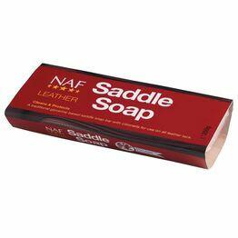 NAF Leather Saddle Soap (250g)