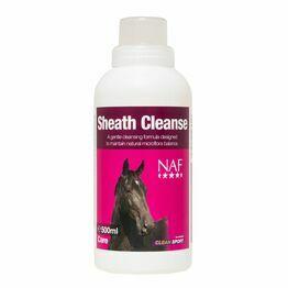 NAF Sheath Cleanse (500ml)