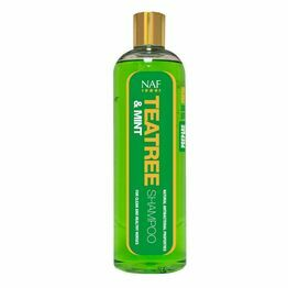 NAF Teatree and Mint Shampoo (500ml)
