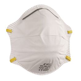 Alpha Solway Disposable Respirator Face Mask