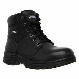 Skechers Workshire Safety Boot in Black