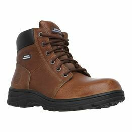 Skechers Workshire Safety Boot in Brown