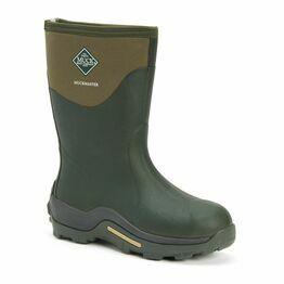 Muck Boots Muckmaster Short Wellington Boots in Moss