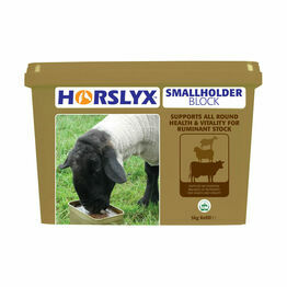 Horslyx Smallholder Mineralised Feed Lick Block - 5kg