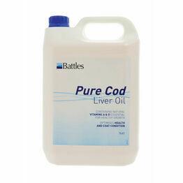 Battles Equestrian Cod Liver Oil Supplement