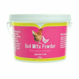 Battles Poultry Red Mite Powder - 2kg