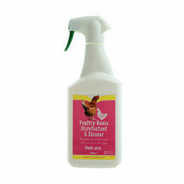 Battles Poultry House Disinfectant & Cleaner - 1 litre