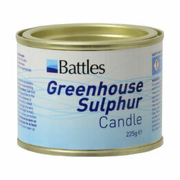 Battles Sulphur Candles - 225g