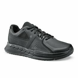 Condor Women's Slip Resistant Work Shoe in Black