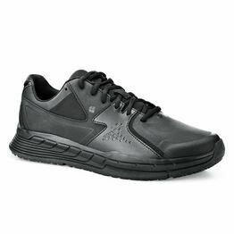 Condor Men's Slip Resistant Work Shoe in Black