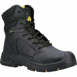 Amblers Safety AS350C Berwyn Hi-Leg Metatarsal Safety Boot (Black)