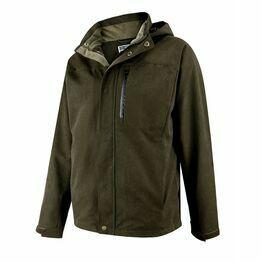 Hoggs Struther Lightweight Hooded Jacket - Dark Green