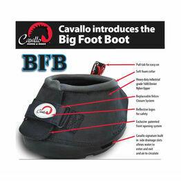 Cavallo Big Foot Boot