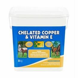Chelated Copper & Vitamin E - 3kg