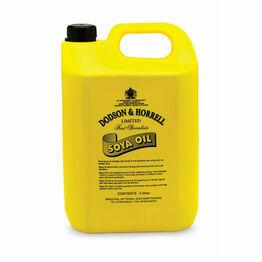 D&H Soya Oil - 5 litre