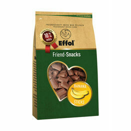 Effol Friend-Snacks - Banana Sticks - 1.1kg bag