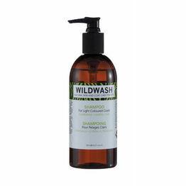 WildWash Dog Shampoo for Light Coloured Coats